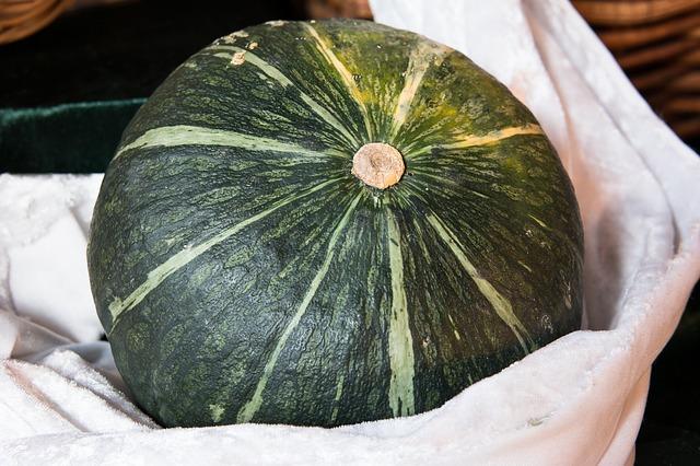 風邪の予防や肌荒れ防止にかぼちゃを食べよう!