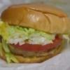 モスバーガーの新商品クリームチーズベジ~北海道産コーンのソース~はコーンの甘みが